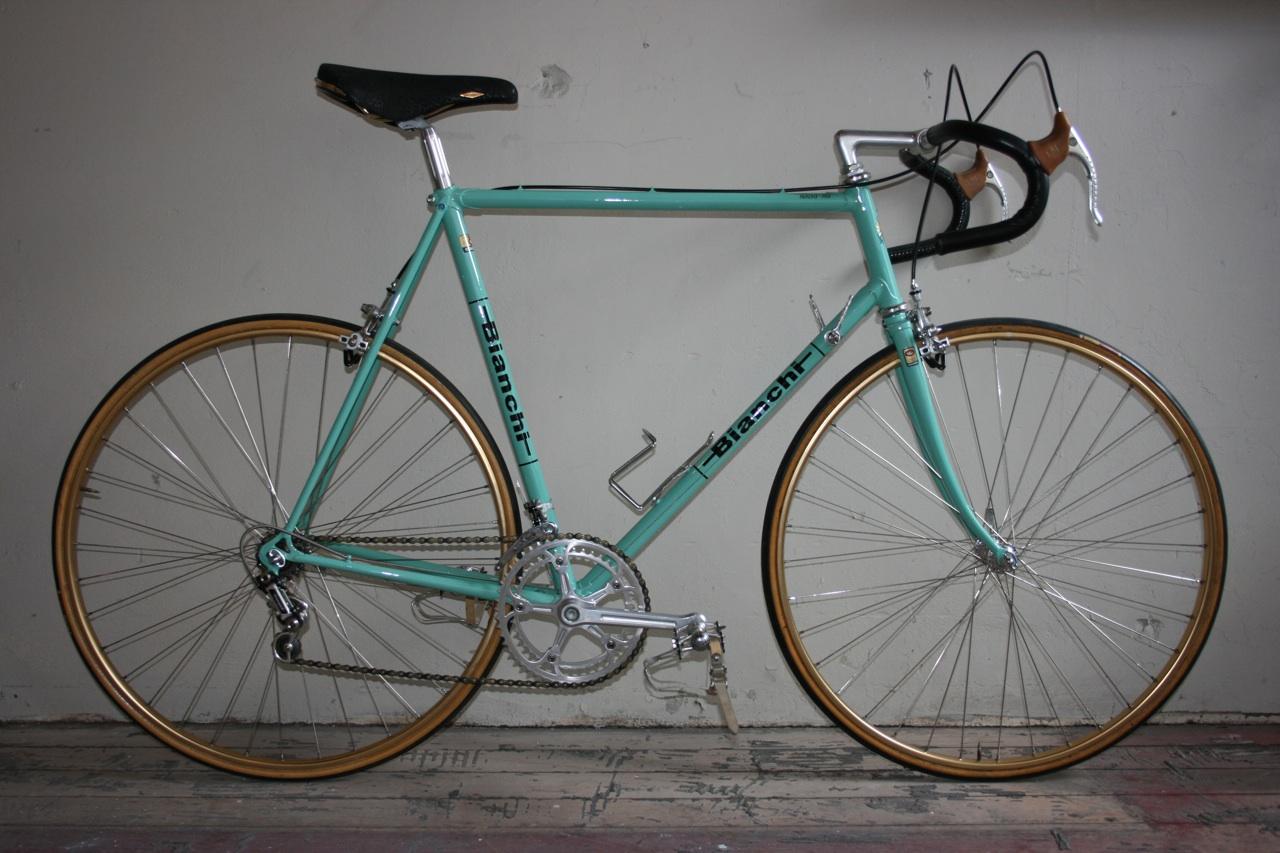 אופני ביאנקי -