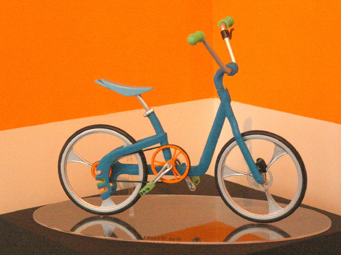 model bike - 700