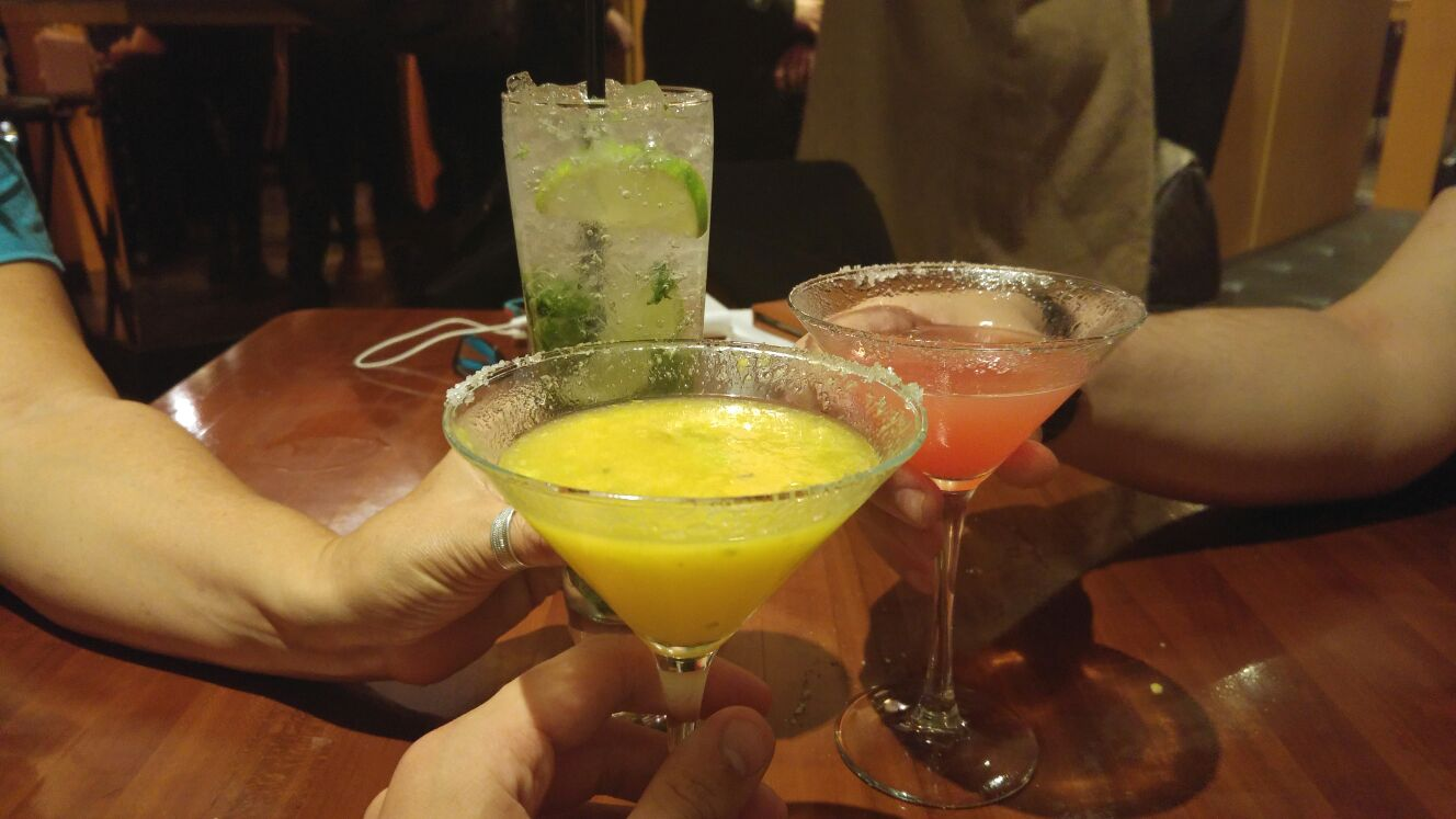 London - Drinking