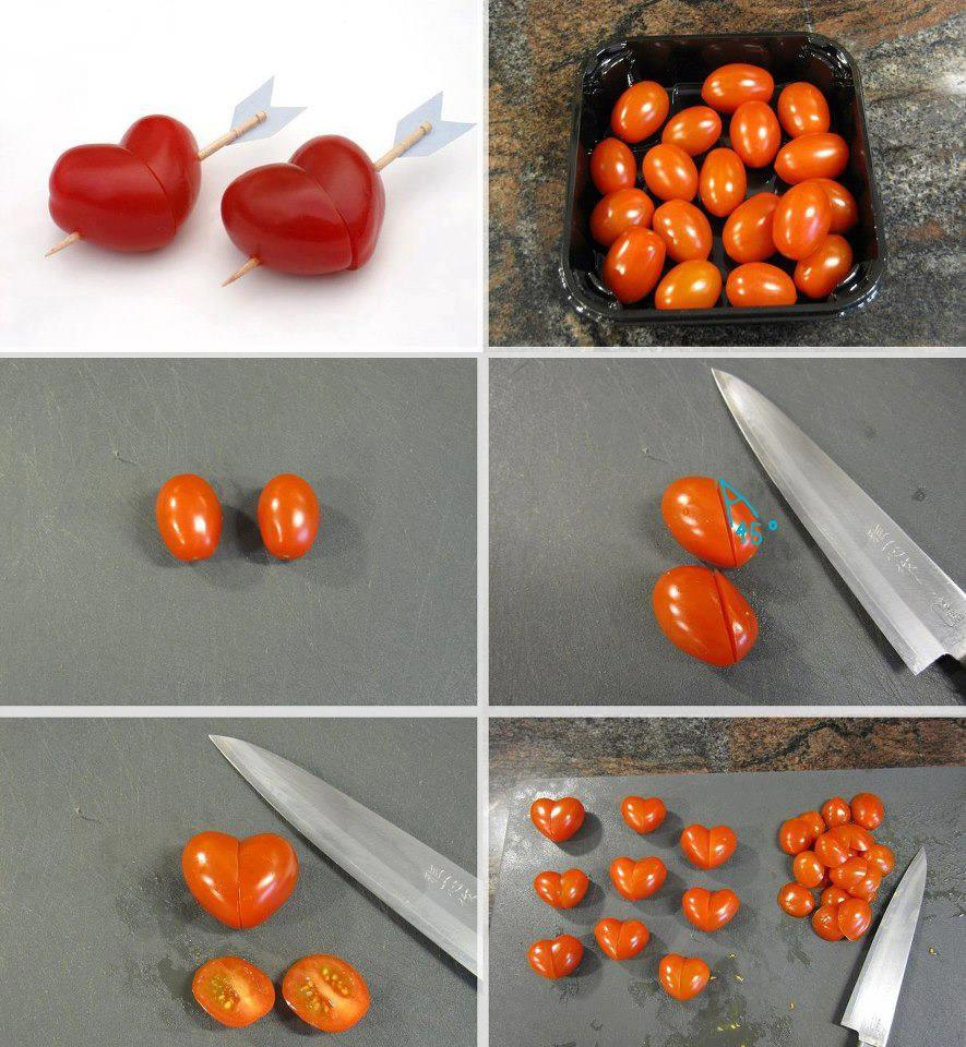 hurt shape tomatos
