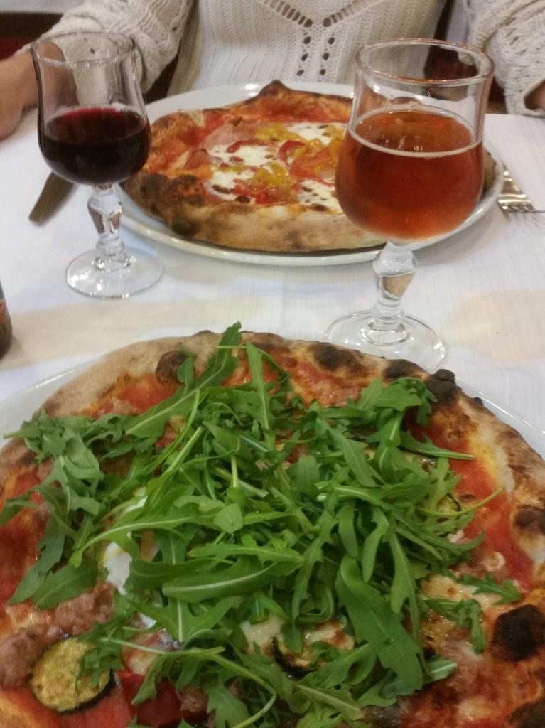 אנה ואני והפיצה האהובה עלי - Il Ghiottone