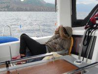 החמישיה הסודית מפליגה את יומה האחרון באיי יוון